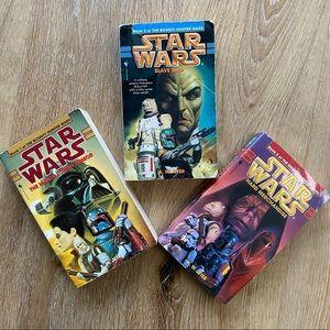 1998-1999 Star Wars Bounty Hunter Trilogy Set